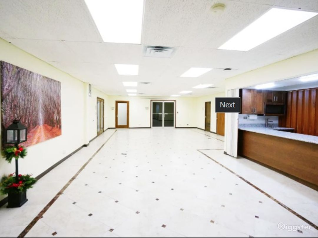 State of the Art & Fully Function Center Hall Event Space  Photo 1