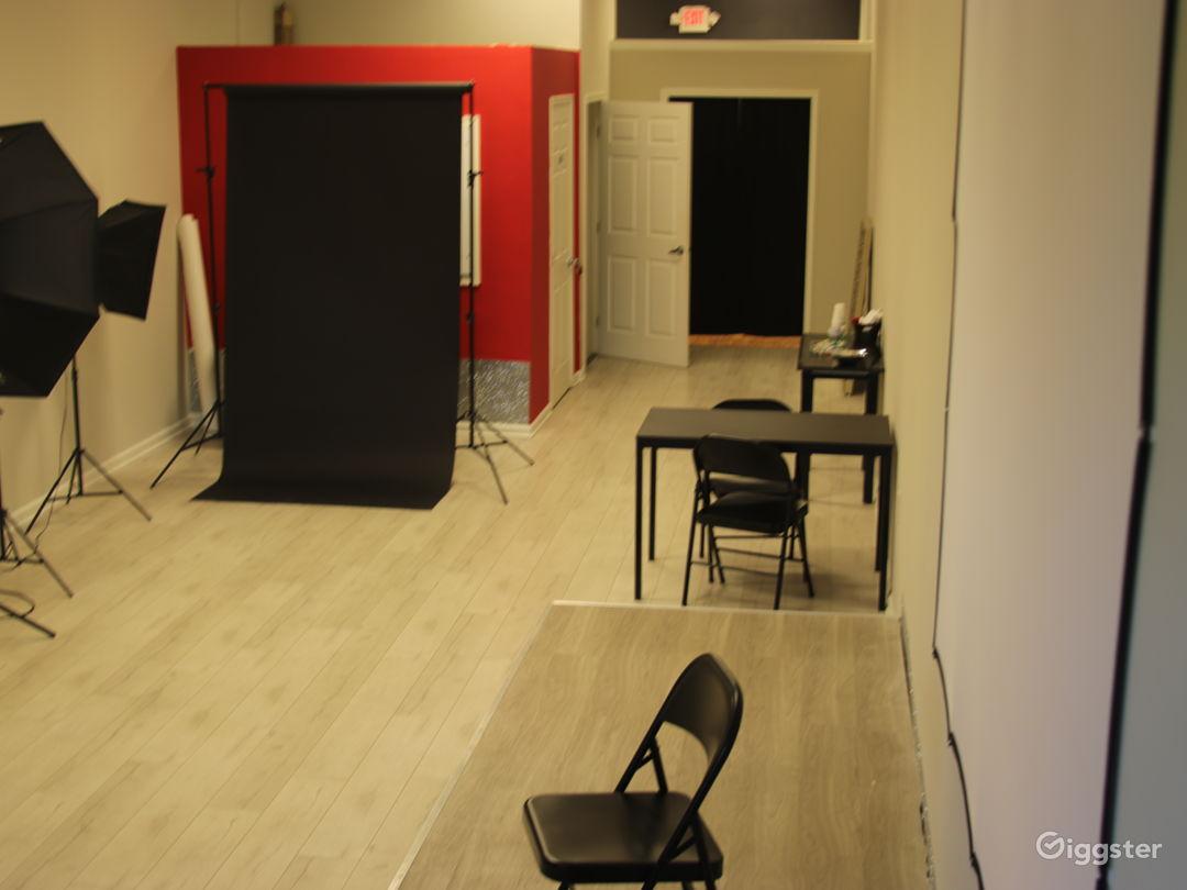 Decatur Studio for Photo Shoots, Castings, Podcast Photo 2