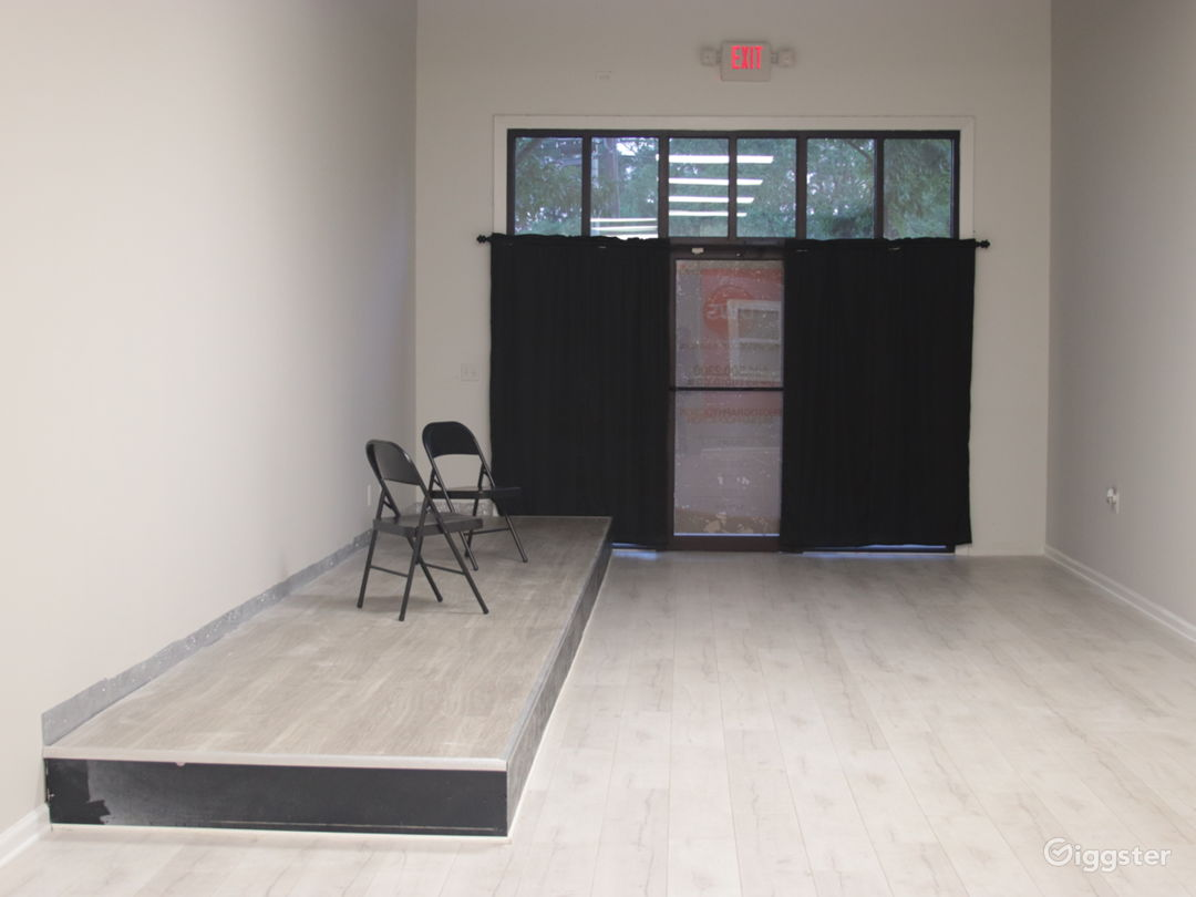 Decatur Studio for Photo Shoots, Castings, Podcast Atlanta Rental