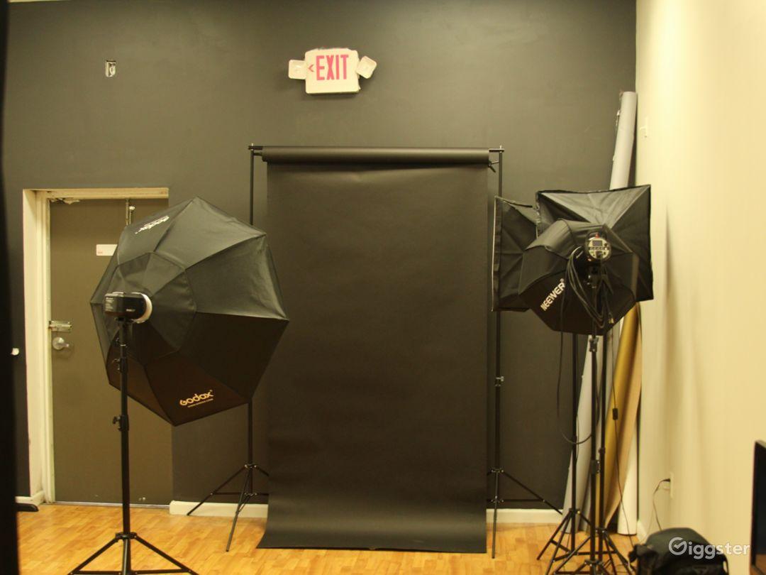 Decatur Studio for Photo Shoots, Castings, Podcast Photo 3