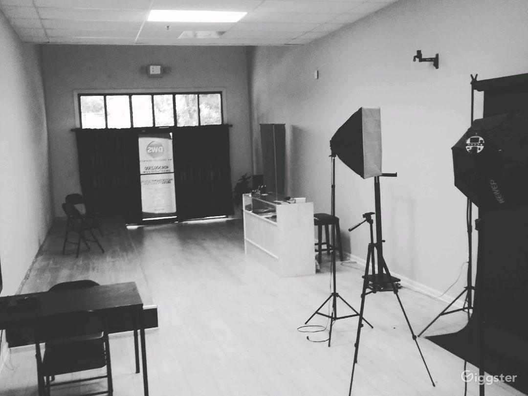 Decatur Studio for Photo Shoots, Castings, Podcast Photo 4
