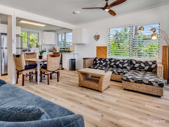 Pure Paradisiacal Bungalow in Haleiwa Photo 2
