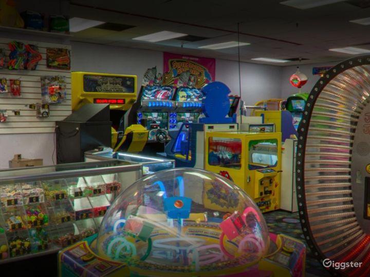 Arcade Area for Children's Events in Tucson Photo 3
