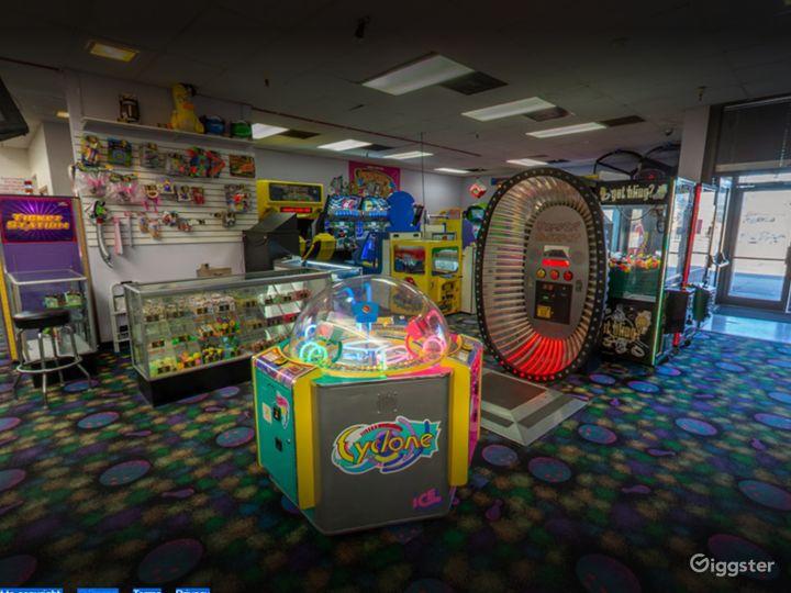 Arcade Area for Children's Events in Tucson Photo 2