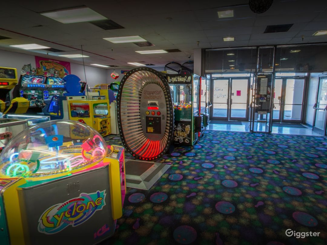 Arcade Area for Children's Events in Tucson Photo 1