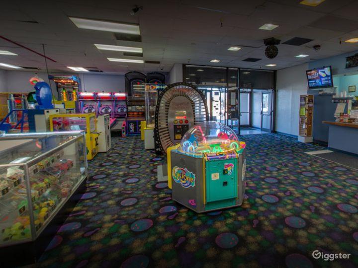 Arcade Area for Children's Events in Tucson Photo 5