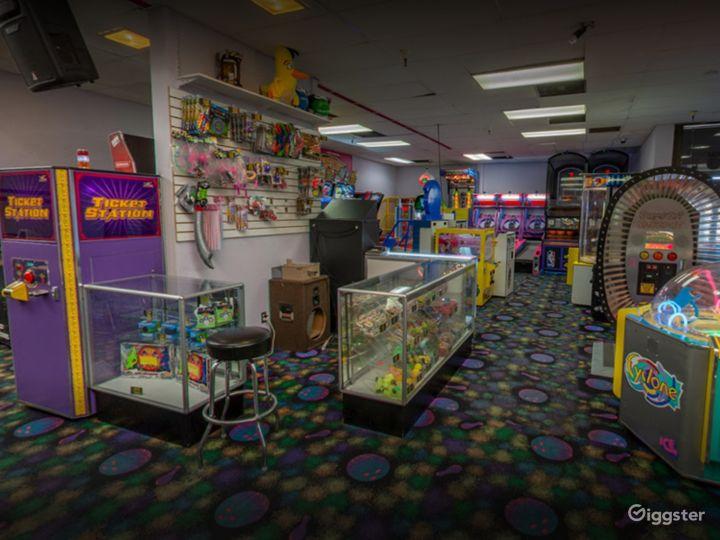 Arcade Area for Children's Events in Tucson Photo 4