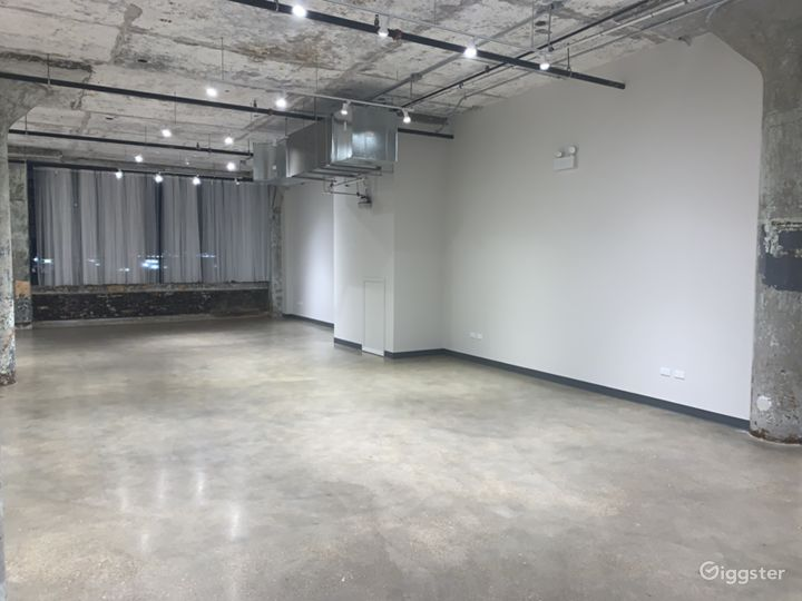 Art Deco Chic Gallery Event Rental Space Photo 2