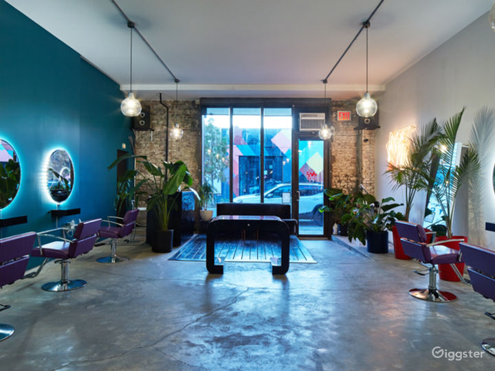 Hair Salon for Event Space in a cool neighborhood in Brooklyn Photo 2