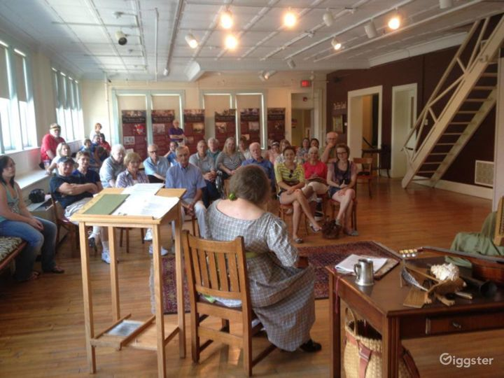 Museum Event Space - Buchanan Library Photo 4