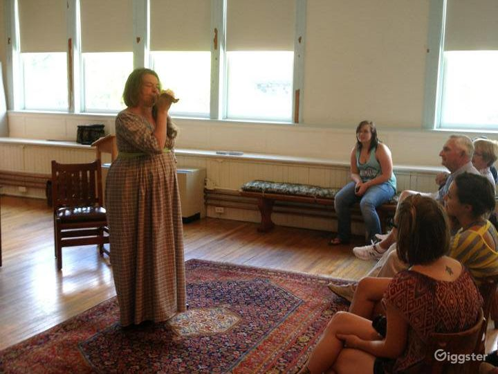 Museum Event Space - Buchanan Library Photo 5