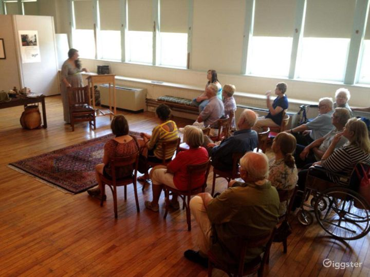 Museum Event Space - Buchanan Library Photo 2