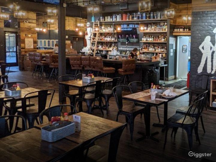 Cozy Indoor Dining Space in Alpharetta Photo 2