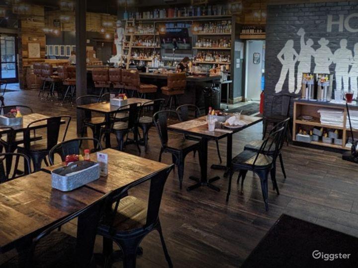 Cozy Indoor Dining Space in Alpharetta Photo 3