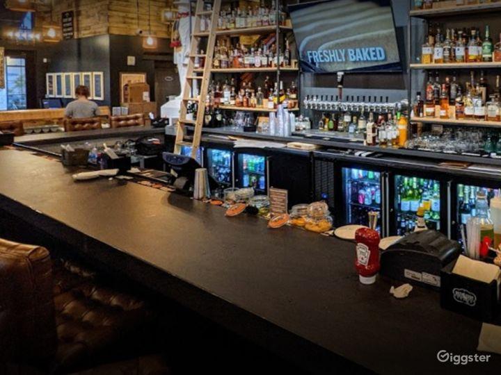 Cozy Indoor Dining Space in Alpharetta Photo 5