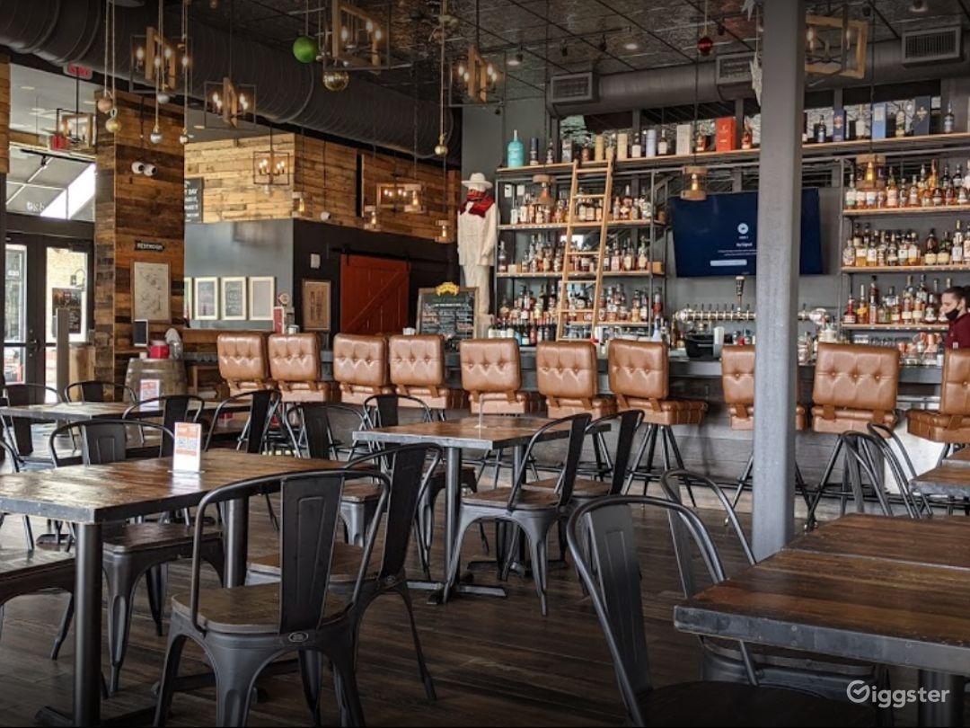 Cozy Indoor Dining Space in Alpharetta Photo 1