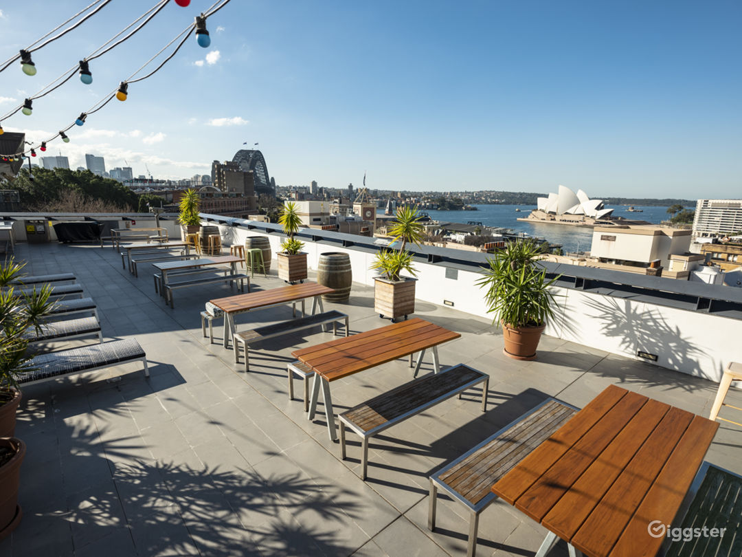 Sweeping Sydney Harbour Views Rooftop Terrace Photo 1