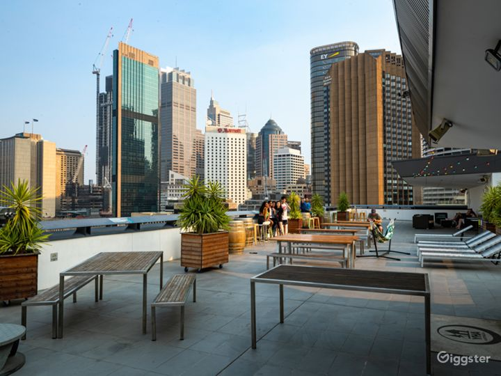 Sweeping Sydney Harbour Views Rooftop Terrace Photo 2