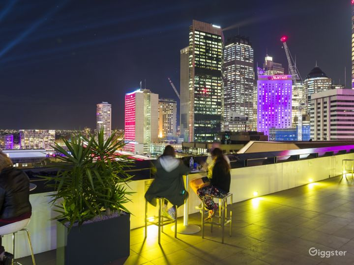 Sweeping Sydney Harbour Views Rooftop Terrace Photo 3