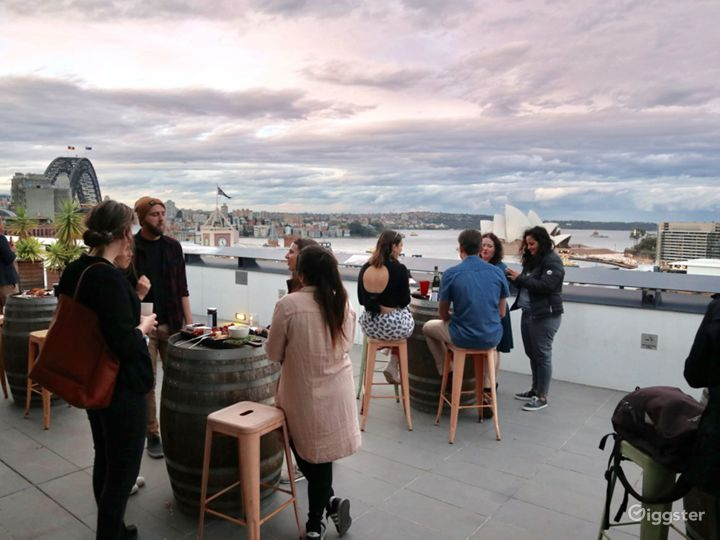 Sweeping Sydney Harbour Views Rooftop Terrace Photo 5