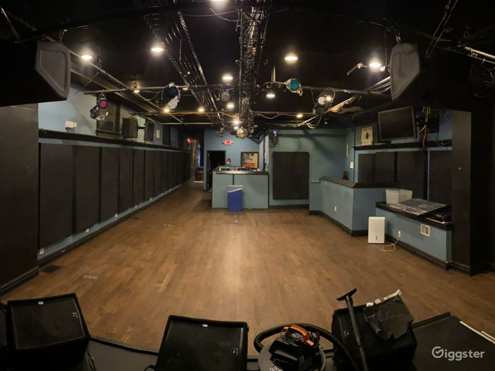 Perfect Media Venue in Jersey City
