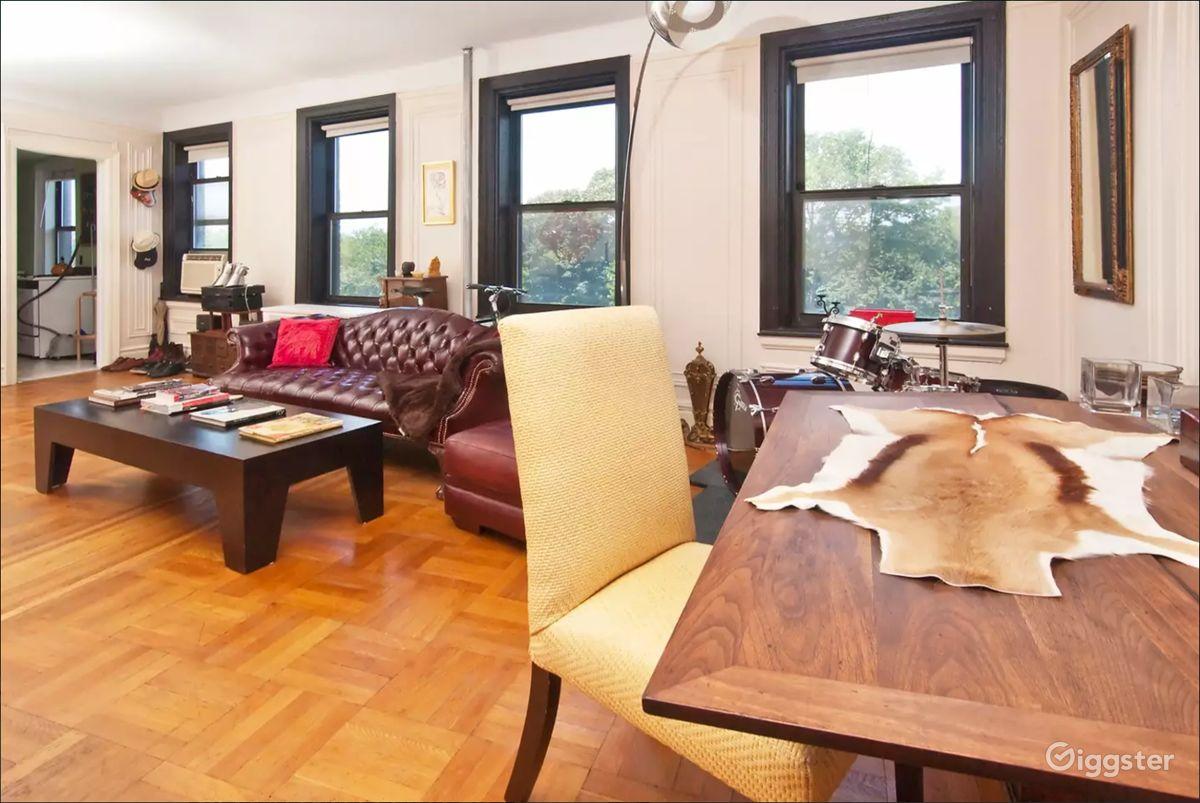 Rent The Apartment, Loft Or Penthouse(residential) Unique/Eclectic  Superstar Manhattan Apt