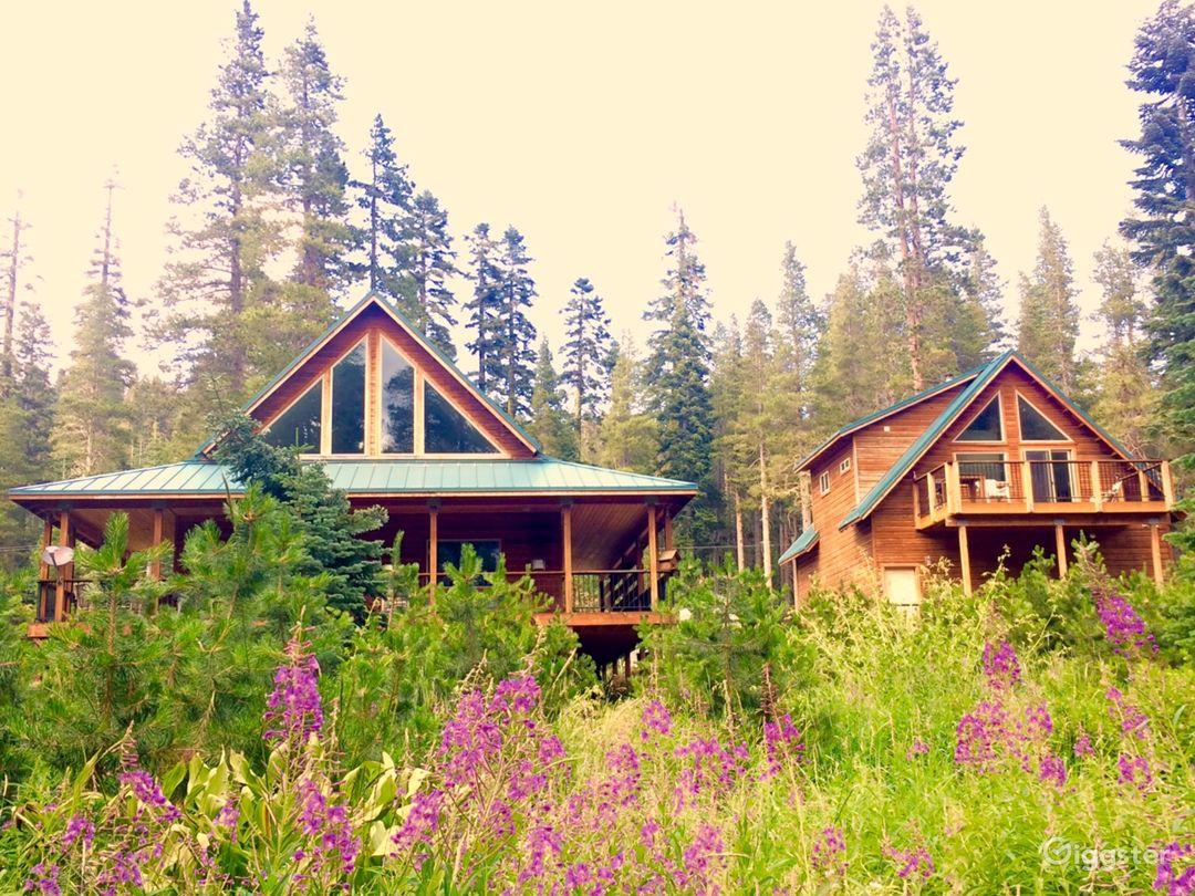 Tahoe Forest Echo Summit Chalet Photo 1