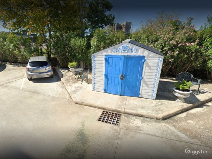 Spacious Private Parking Lot in Houston Photo 4