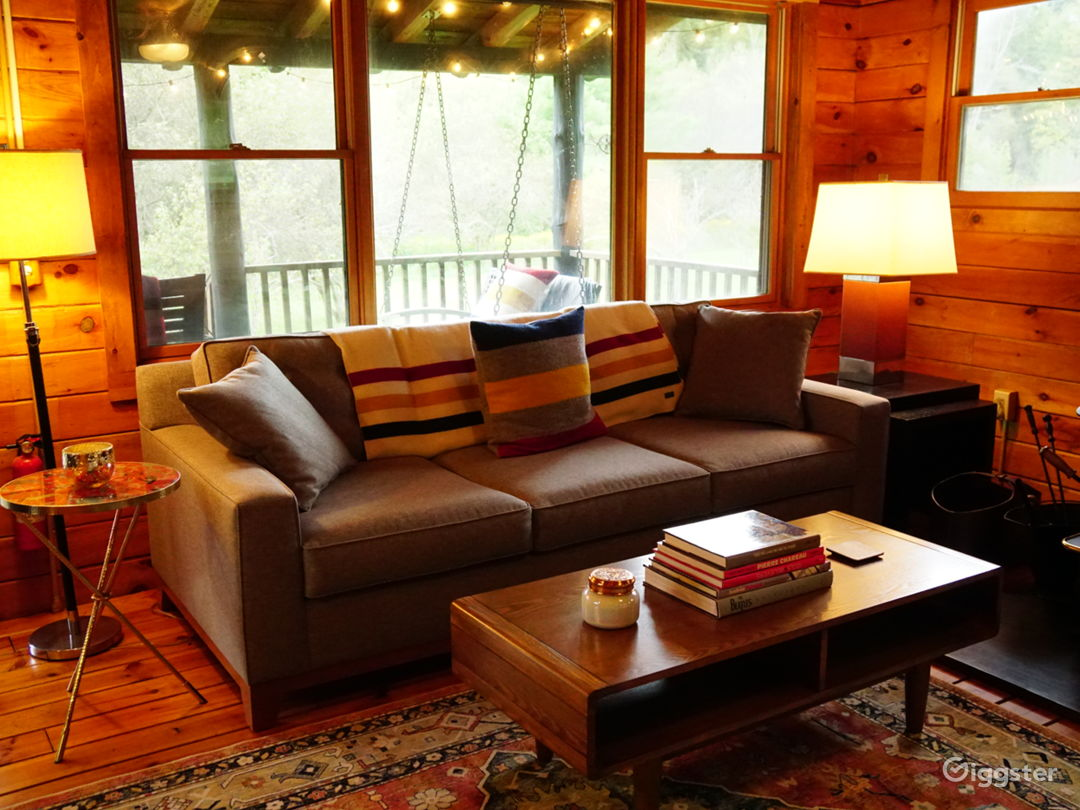 Super charming Rural Cabin in Northern Catskills Photo 2