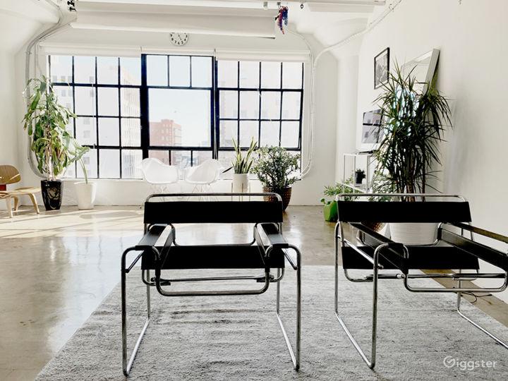 DTLA Stunning Loft and Photography Studio