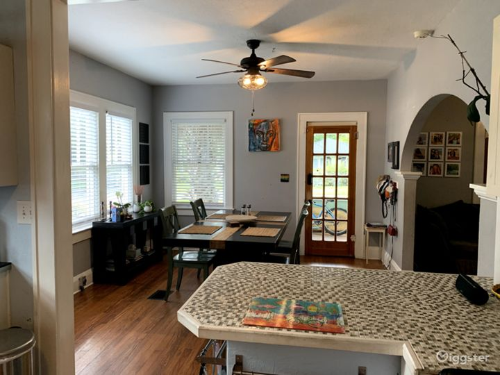 Adorable 1920s Bungalow in College Park