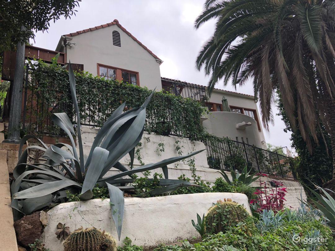 Spanish Style Hollywood Gem  Photo 2