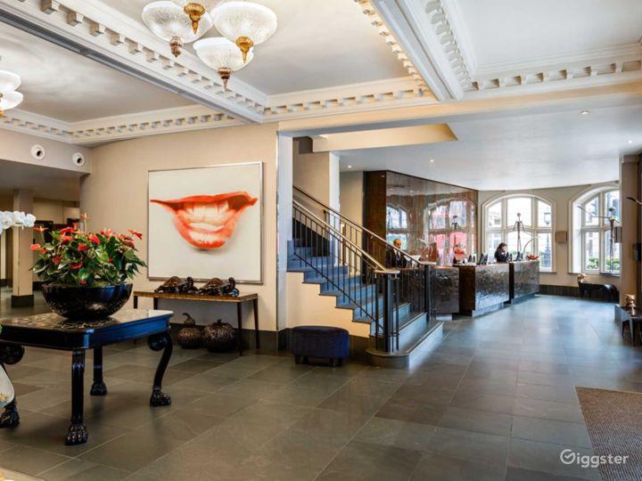 Elegant Event Space in Tottenham Court Road, London Photo 2
