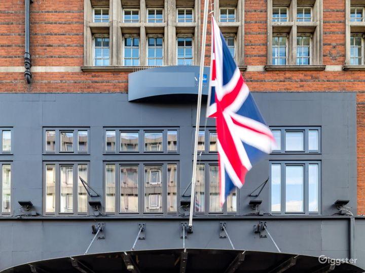 Elegant Event Space in Tottenham Court Road, London Photo 4