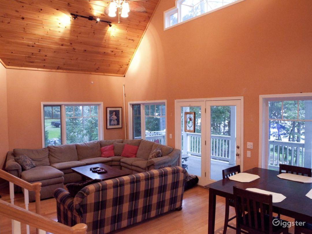 Knotty Pines Lake House Photo 4