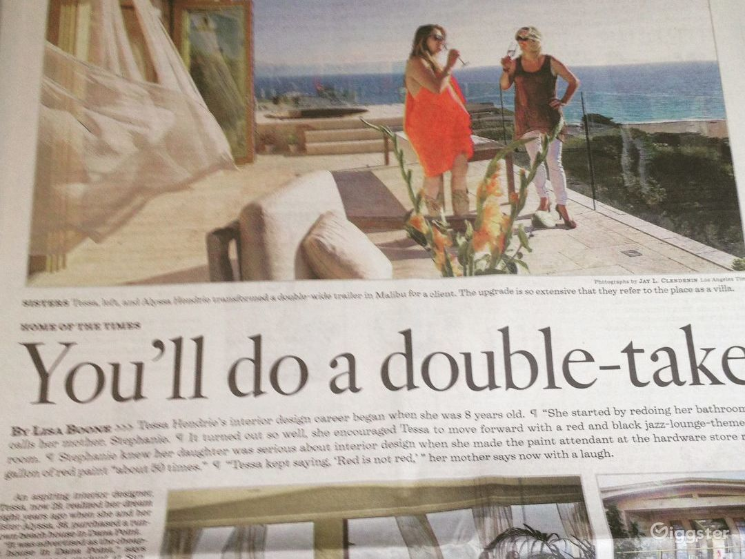 Malibu Trailer Villa! Photo 2