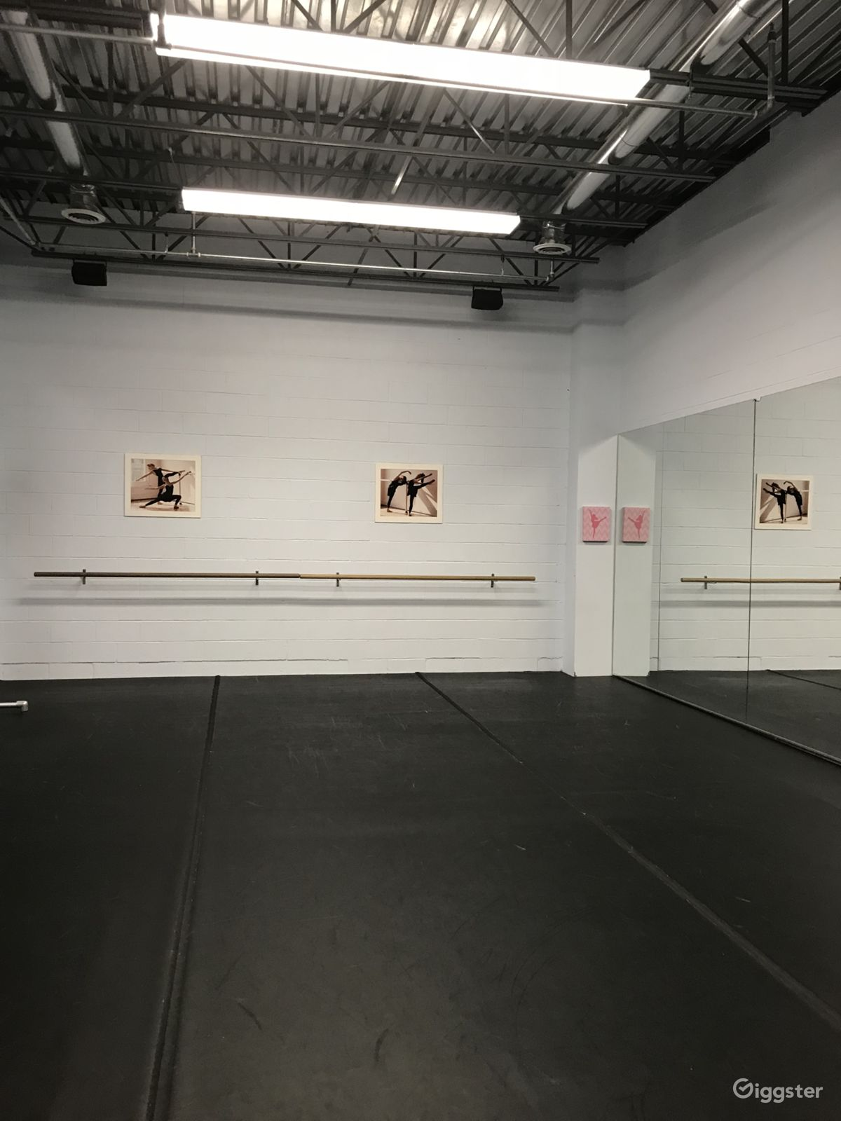 ee88a8c54761 Rent the Dance/Fitness/Gym(commercial) Beautiful clean studio space with  high