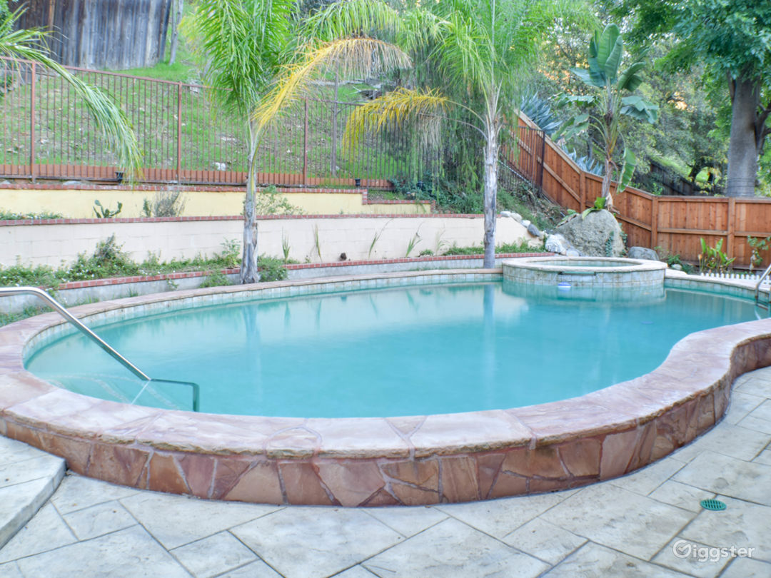 Classic Bel-Air Villa w/Pool and Outdoor Grotto Photo 2