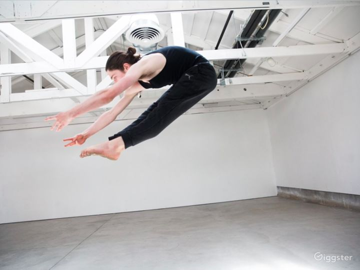 Spacious 1200 sq. ft. Studio World Dance & Cultural Center Photo 2