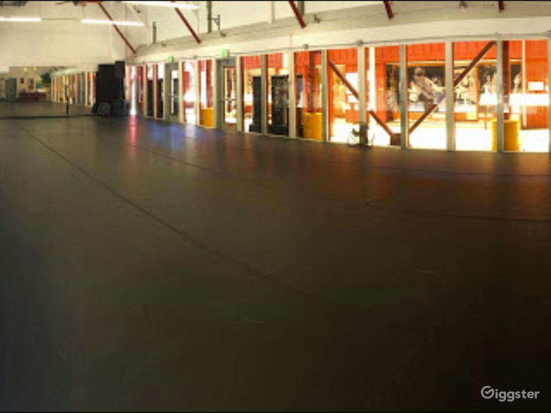Spacious 1200 sq. ft. Studio World Dance & Cultural Center Photo 1
