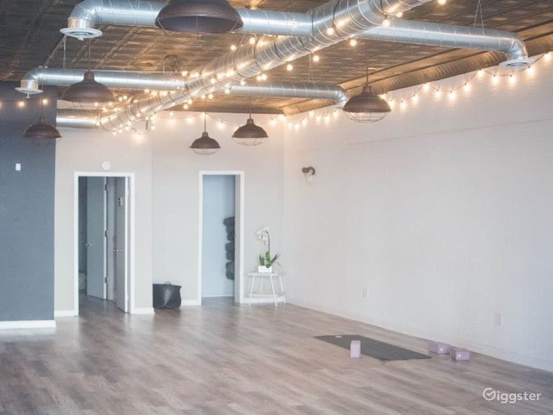 A Unique Yoga Studio in the Heart of Forest Park Photo 1