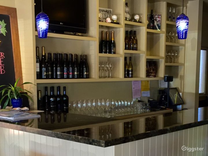 Indoor Dining and Tasting Room in Sonoma Photo 5
