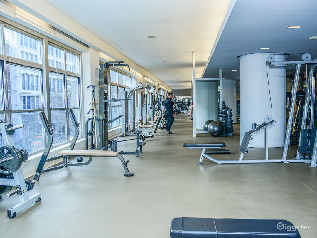 High End Fitness Club in Union Square  Photo 1