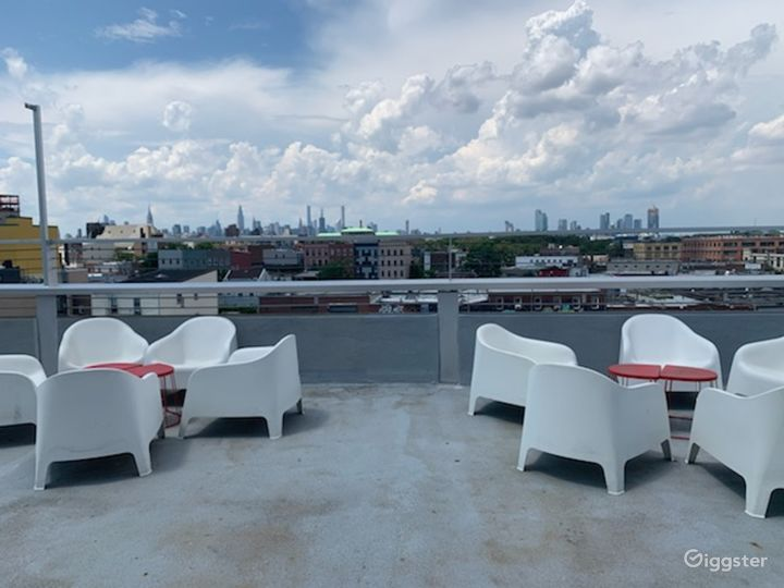 Chic Open-Air Location in Brooklyn Photo 4