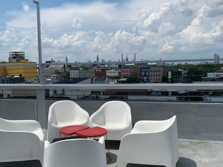 Chic Open-Air Location in Brooklyn Photo 5