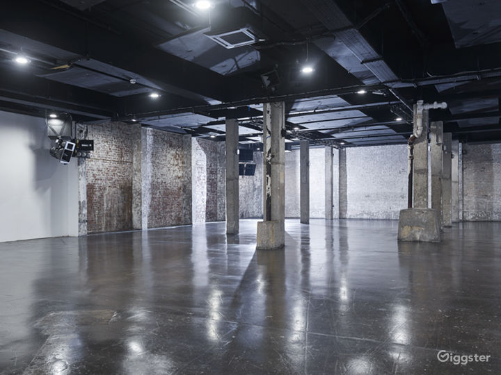 A 6,888 sq ft. Buy-out Studio Spaces in London Photo 3