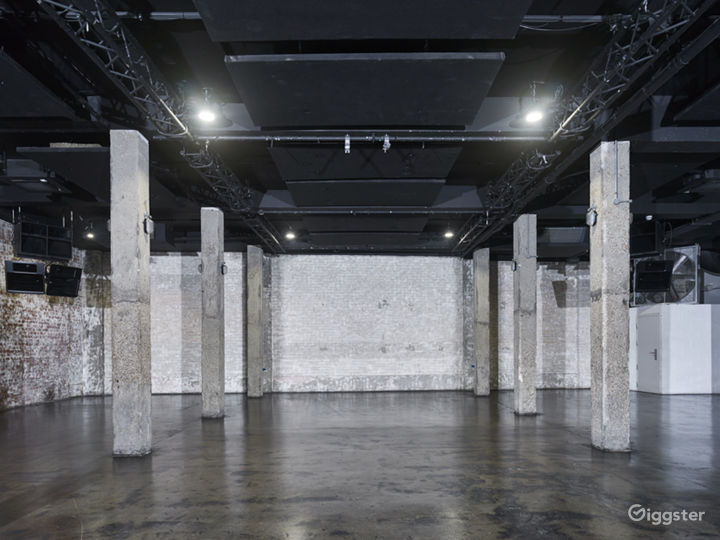 A 6,888 sq ft. Buy-out Studio Spaces in London Photo 2
