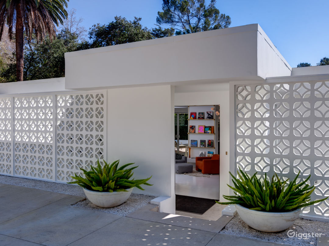 Mid-Century Modern Estate Photo 1