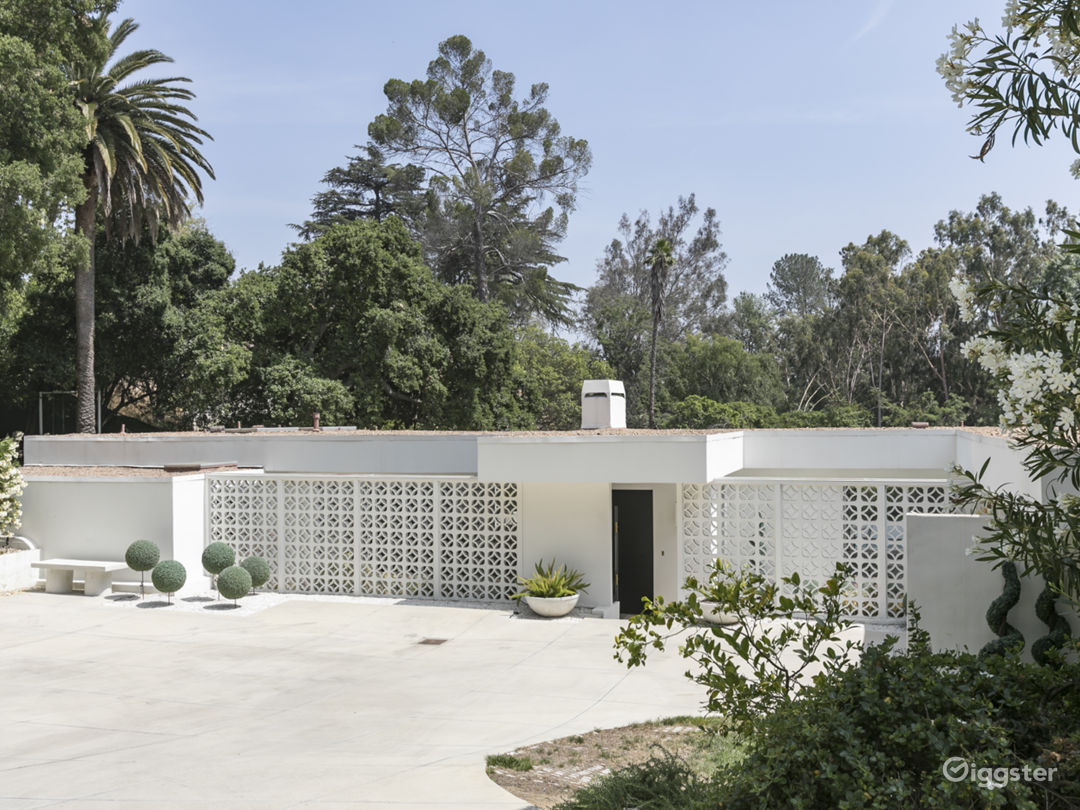 Mid-Century Modern Estate Photo 2