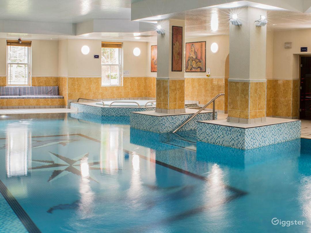 Hotel Pool in Dorking Photo 1
